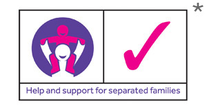 Help and support for seperated familys